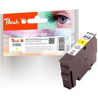 Peach Tintenpatrone gelb kompatibel zu Epson No. 18XL y, T1814