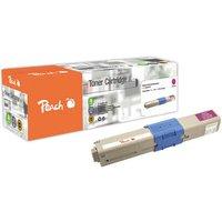 Peach Tonermodul magenta kompatibel zu OKI 44469705