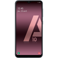 Samsung Galaxy A10 Noir 32 Go   Smartphone   Galaxy A   Samsung FR