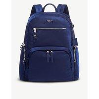 TUMI   Carson Woven Backpack   Goxip