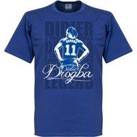 Drogba Legend T-shirt - Royal - M