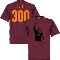 Totti 300 Serie A Goals T-shirt - M