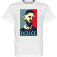 Clint Dempsey Deuce T-Shirt - White - XS