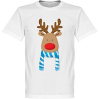 Reindeer Sky / White Supporter T-Shirt - White - XXXXL