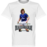 Terry Hurlock Hardman T-Shirt - White - XXXXL