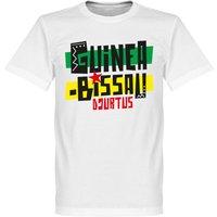 Guinea Bissau T-Shirt - White - XXXL