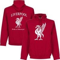 Liverpool Pride Hoodie - Red - L