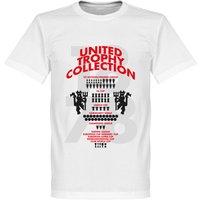 United Trophy Collection T-Shirt - White - XXXXXL