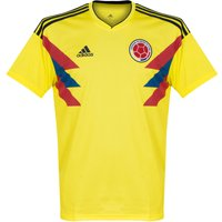 Colombia Home KIDS Shirt 2018 2019 - 176