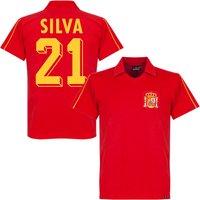 1980's Spain Retro Shirt + Silva 21 - XXL
