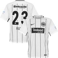 Eintracht Frankfurt Home Russ 23 Shirt 2017 2018 (Official Printing) - M