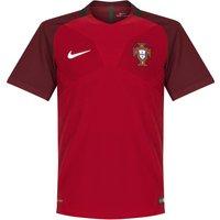 Portugal Home Shirt 2016 2017 - XL