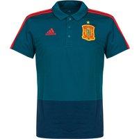 Spain Polo Shirt - Blue 2018 2019 - 42