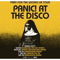 Panic! At The Disco (Show Lounge) Ticket