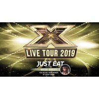 The X Factor Live Tour 2019 (Block 3 & 4 Upper) Ticket