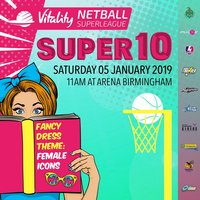 Vitality Netball Superleague Super Ten