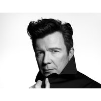 Rick Astley (Block 3 & 4 Upper) Ticket