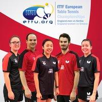 European Team Championships Stage One England men vs Serbia & England women vs Greece