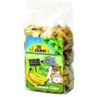 JR Farm Bananen-Chips Ergänzungsfutter 150g