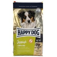 Happy Dog Junior Lamm & Reis 2x10kg