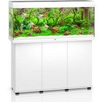 Juwel Rio 240 LED Komplett Aquarium mit Unterschrank SBX weiß
