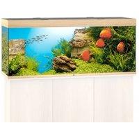 Juwel Rio 450 LED Komplett Aquarium ohne Schrank helles holz