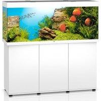 Juwel Rio 450 LED Komplett Aquarium mit Unterschrank SBX weiß
