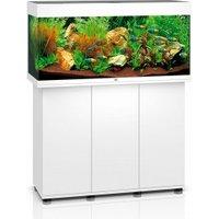 Juwel Rio 180 LED Komplett Aquarium mit Unterschrank SBX weiß