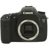 Canon EOS 7D noir - bon état