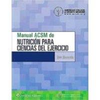 Manual Acsm De Nutricion Para Ciencias Del Ejercicio