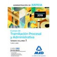 Cuerpo De Tramitacion Procesal Y Administrativa De La Administracion
