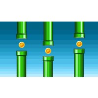 Image of Create a 2D Mobile game in unity - Flappy bird style game