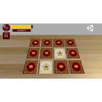 Image of Unity Game Tutorial: 3D Memory Game / 3D Matching Game