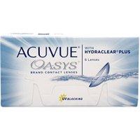 Gafas World ES|Lentes de Contacto Acuvue Oasys 6 Pack