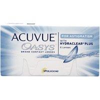 Gafas World ES|Lentes de Contacto Acuvue Oasys for Astigmatism 6 Pack