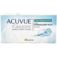 Gafas World ES|Lentes de Contacto Acuvue Oasys for Presbyopia 6 Pack