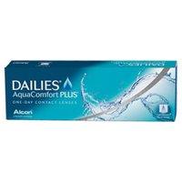 Gafas World ES|Lentes de Contacto Dailies AquaComfort Plus 30 Pack