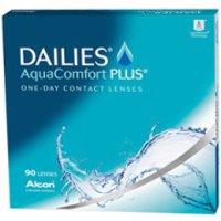 Gafas World ES|Lentes de Contacto Dailies AquaComfort Plus 90 Pack