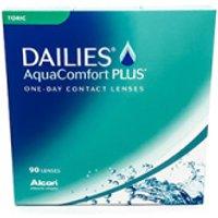 Gafas World ES|Lentes de Contacto Dailies AquaComfort Plus Toric 90 Pack