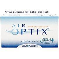 Gafas World ES|Lentes de Contacto Air Optix Aqua 6 Pack