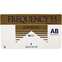Gafas World ES|Lentes de Contacto Frequency 55 Aspheric 6 Pack