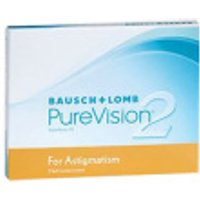 Gafas World ES|Lentes de Contacto PureVision2 HD for Astigmatism 3 Pack