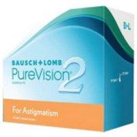 Gafas World ES|Lentes de Contacto PureVision2 HD for Astigmatism 6 Pack
