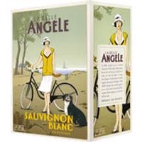 La Belle Angele Sauvignon Blanc Boxed Wine 2.25L, 2020, France