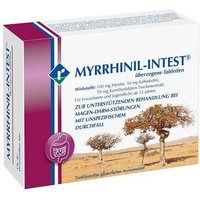 [pflanz_marker]Myrrhinil Intest überzogene Tabletten