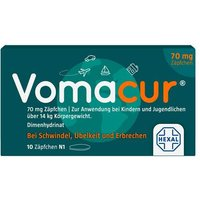 Vomacur 70 Suppositorien