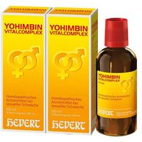 [homoeo_marker]Yohimbin Vitalcomplex Hevert