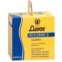 Luvos® Heilerde 2 hautfein