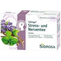 [pflanz_marker] Sidroga Stress- und Nerventee Filterbeutel