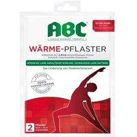 [pflanz_marker]ABC Wärme-Pflaster Rheumaplast 4,8 mg